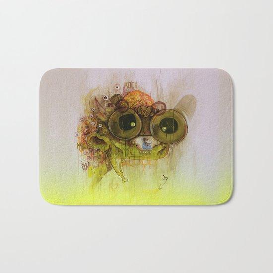 Weedy Playstation Frankenstein Bath Mat