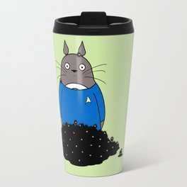 The Trouble With Sprites - Blue Shirt Version Travel Mug