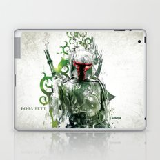 Star Wars _ Boba Fett Laptop & iPad Skin