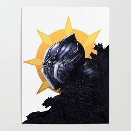 The King of Wakanda Poster