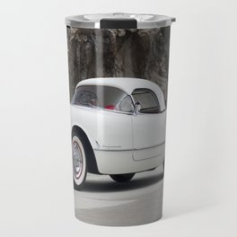 1955 Corvette Travel Mug