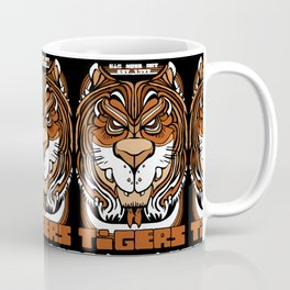 Tiger Crest Coffee Mug