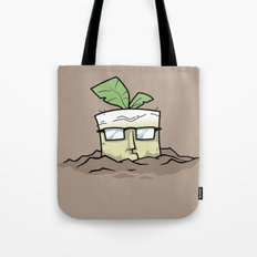 Square Root Tote Bag