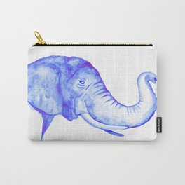 There is a blue elephant in the room Carry-All Pouch