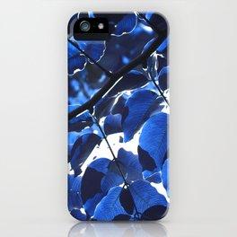 Leaves III iPhone Case