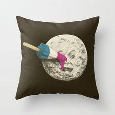 Summer Voyage (colour option) Throw Pillow