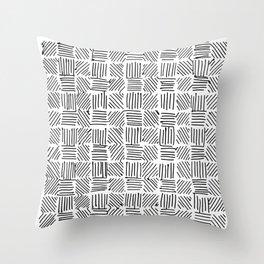 001 Throw Pillow