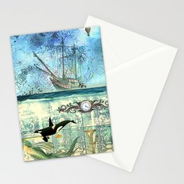 High Tide  - 4:20 Stationery Cards