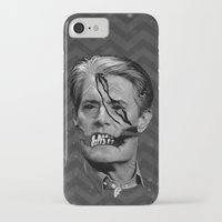 dale cooper iPhone & iPod Cases featuring COOPER SOUL by UNDEAD MISTER / MRCLV