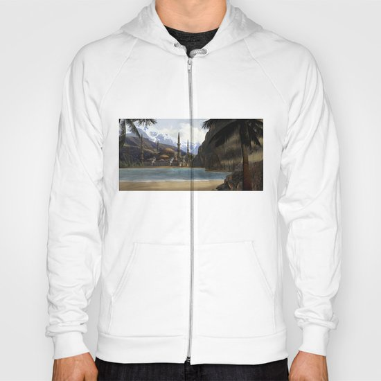 Hidden in the Mountains Hoody