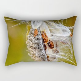 Time to Seed by Teresa Thompson Rectangular Pillow