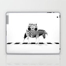 ZEBRO BLASTER Laptop & iPad Skin