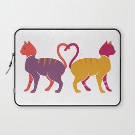 Love Cats Laptop Sleeve