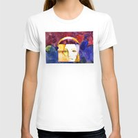 madonna T-shirts featuring Lady Madonna by Ecsentrik