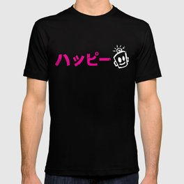 HAPPY Japanese T-shirt