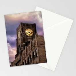 Under the Clock Stationery Cards