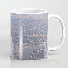 London From The Air Coffee Mug