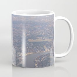 London From The Air Coffee Mug