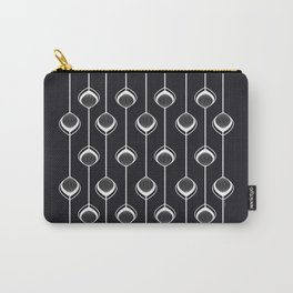 Peacock-Lampions Carry-All Pouch