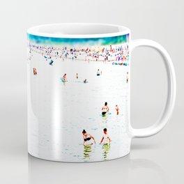 Bathing People Coffee Mug