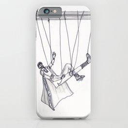 Dagger iPhone Case