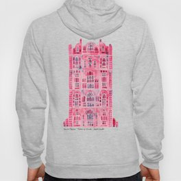 Hawa Mahal – Pink Palace of Jaipur, India Hoody