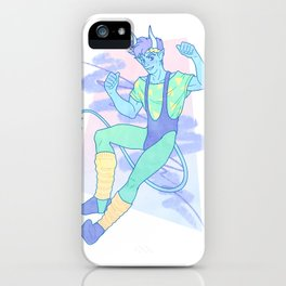 Jazzercise iPhone Case