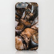 Woods iPhone 6s Slim Case