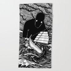 Umibōzu 海坊主 Beach Towel