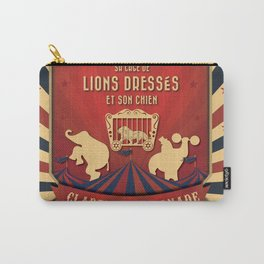 CIRQUE PRICE ROUGE Carry-All Pouch