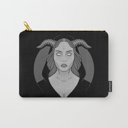 Occult Girl Carry-All Pouch