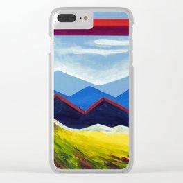 Ridge Clear iPhone Case