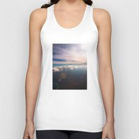 houston Tank Tops featuring Houston by wendygray