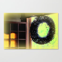 Every Christmas Canvas Print