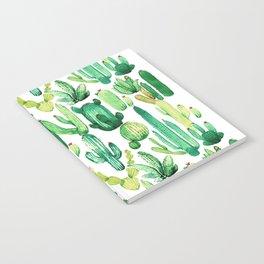 cactus camuflage Notebook