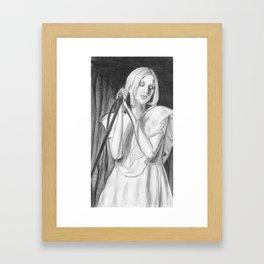 Sucré Framed Art Print