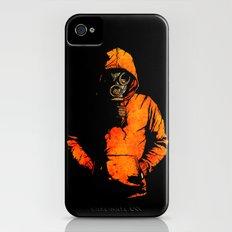 vulpes pilum mutat, non mores iPhone (4, 4s) Slim Case