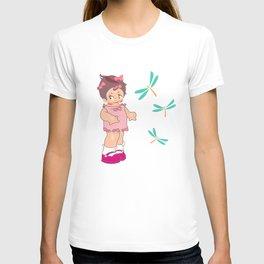 little miss asabi boo T-shirt