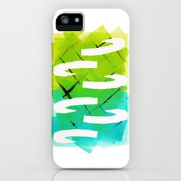 Horns Stack iPhone Case