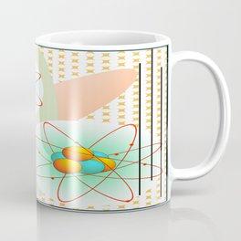 Mid-Century Modern Art Atomic 1.0 Coffee Mug