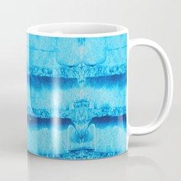 Tormented blue sky 02 Coffee Mug