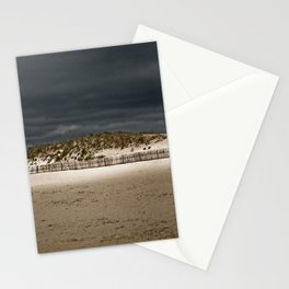 dune et orage Stationery Cards