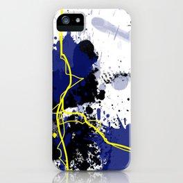 Cobalt iPhone Case
