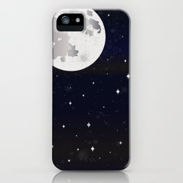 GIVE ME SOME SPACE iPhone Case
