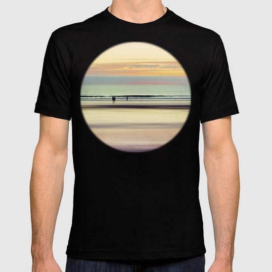 an evening at the beach T-shirt
