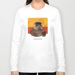 Vincent van Gopher Long Sleeve T-shirt