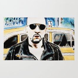 Taxi Driver Rug