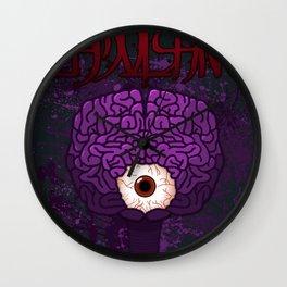 Brainy Wall Clock