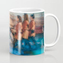 The tambourine players Coffee Mug