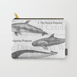 III. The Duodecimo Whale Carry-All Pouch